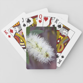 Playing Card with Plant Photo