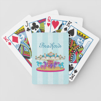 Playing Cards - Carousel - Merry-go-round
