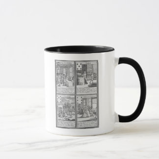 Playing Cards depicting current commercial Mug
