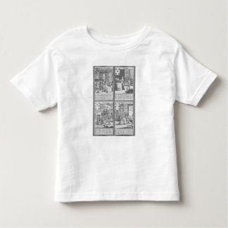 Playing Cards depicting current commercial Toddler T-Shirt