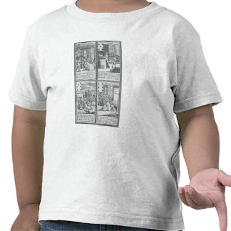 Playing Cards depicting current commercial Tee Shirt