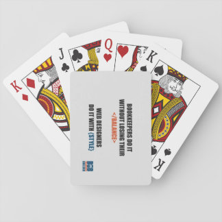 """Playing Cards - """"Do It..."""" by BTWSB"""