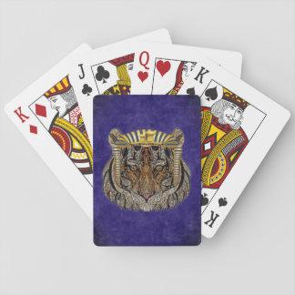 Playing Cards - Faro Tiger