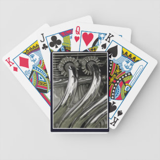 Playing cards for motorcycle lovers