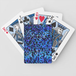 Playing Cards Informel Art Abstract