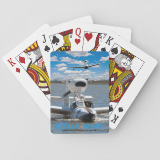 Playing Cards, Lake LA 4-200 Playing Cards