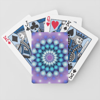Playing Cards Mandala