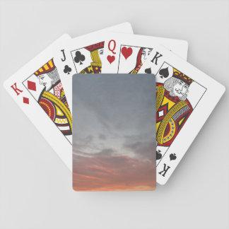 Playing Cards Morning