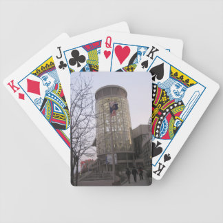 Playing Cards of The Salt Palace, Salt Lake City