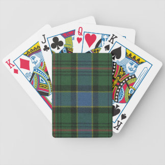 Playing Cards Ogilvie Hunting Ancient Tartan