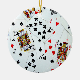 Playing Cards ornament