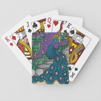 Playing Cards: Peacock Series Playing Cards