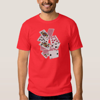 Playing Cards - Play To Win - Lucky Charms Shirt