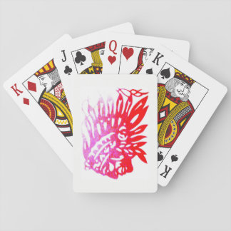 Playing Cards Spirit Indian Chief