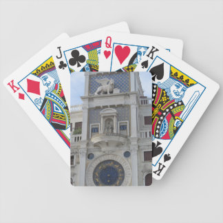 Playing Cards--St. Mark's Tower Bicycle Playing Cards