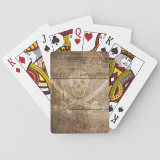 Playing Cards, Standard Index Faces - Skull Playing Cards