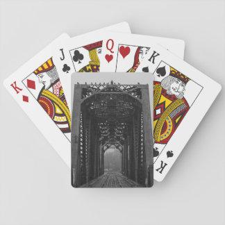 Playing Cards - Swing Bridge