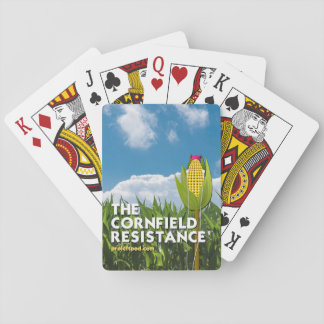 Playing Cards - The Cornfield Resistance