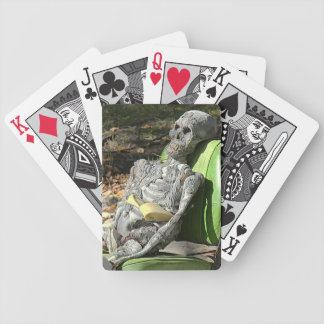 Playing Cards to Scare Other Players!