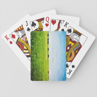 """Playing Cards """"Until The Cows Come Home"""""""