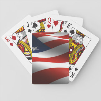 playing cards usa patriotic
