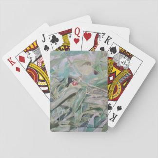 "Playing Cards, ""Yet Another Ladybug"" ALarsenArtist Playing Cards"