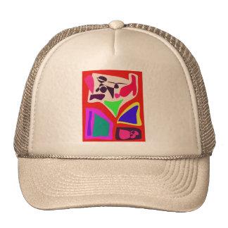 Playing Children Trucker Hat