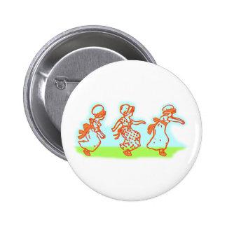 playing children playing children pinback button