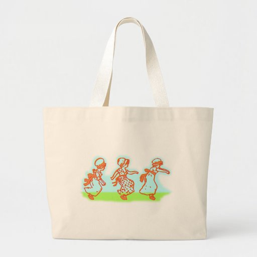 playing children playing children tote bag