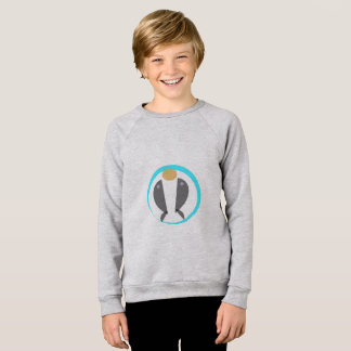 Playing Dolphins Sweatshirt