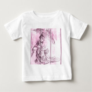 Playing Dressup Baby T-Shirt