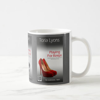 Playing For Keeps Seies by Toria Lyons Mug
