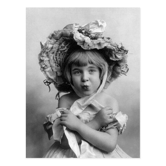 Playing Grownup, 1902 Postcard