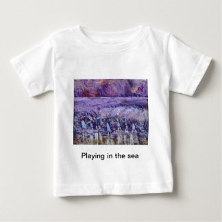 PLAYING IN THE SEA BABY T-Shirt