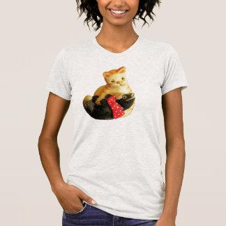 Playing  Kittens figure T-Shirt