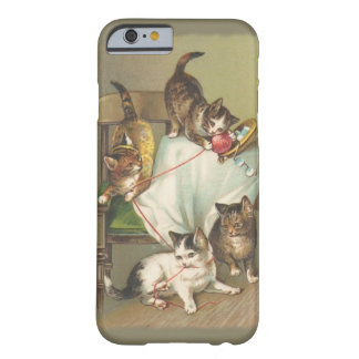 Playing Kittens iPhone 6 case