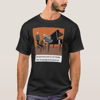 Playing Music By Ear T-Shirt