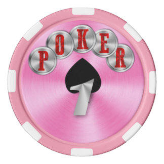 Playing poker chip 1