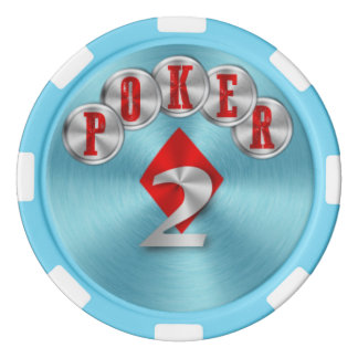Playing poker chip 2
