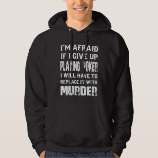 PLAYING POKER HOODIE