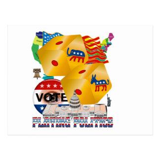Playing-Politics-V-1 Postcards