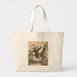Playing Pony Games Canvas Bag