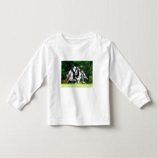 Playing Soccer Toddler T-Shirt