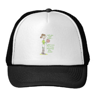 Playing The Field Trucker Hat