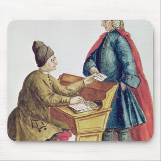 Playing the Venetian Lottery Mouse Mat