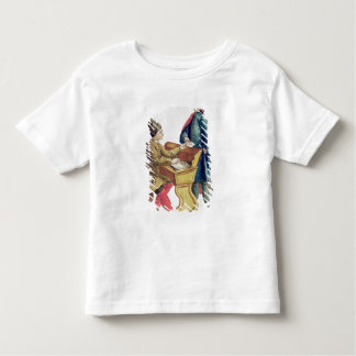 Playing the Venetian Lottery Toddler T-Shirt