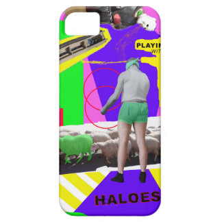 Playing with haloes iPhone 5 cases