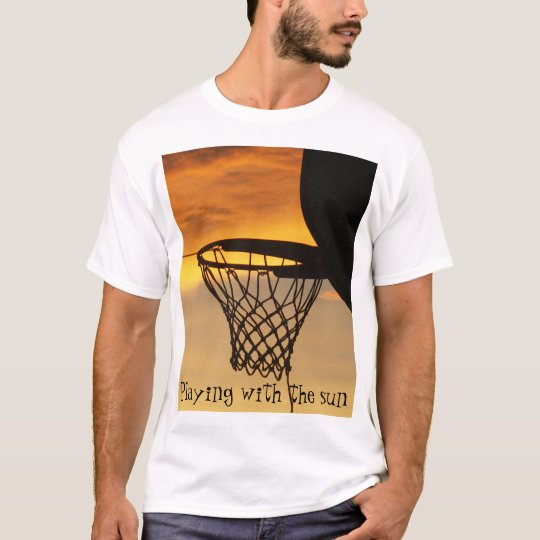 Playing with the sun T-Shirt