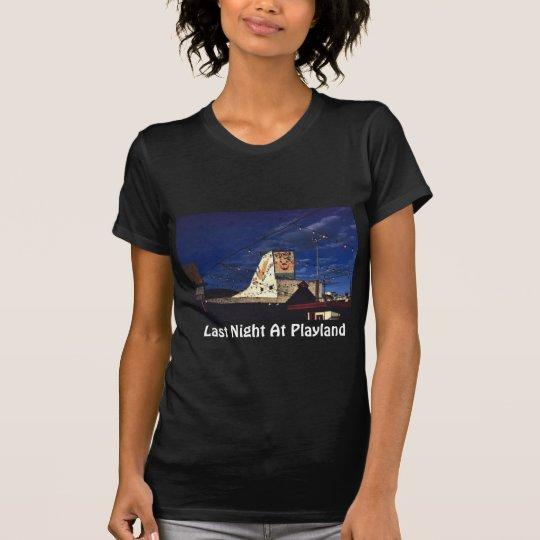 Playland Shirts