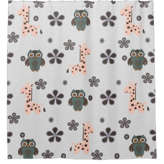 Playland Shower Curtain